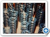 48 Fusecoted gate valve springs
